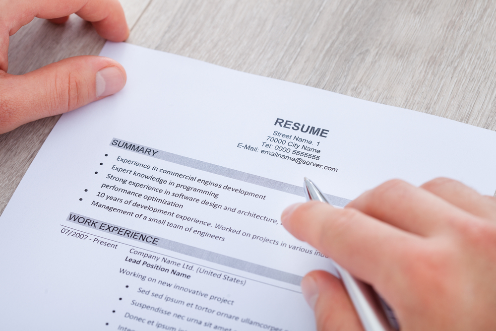 How to write a resume for a skilled trades job having the right education skills and certification is essential to get a rewarding career in the skilled trades but there is one more tool you need to thecheapjerseys Images
